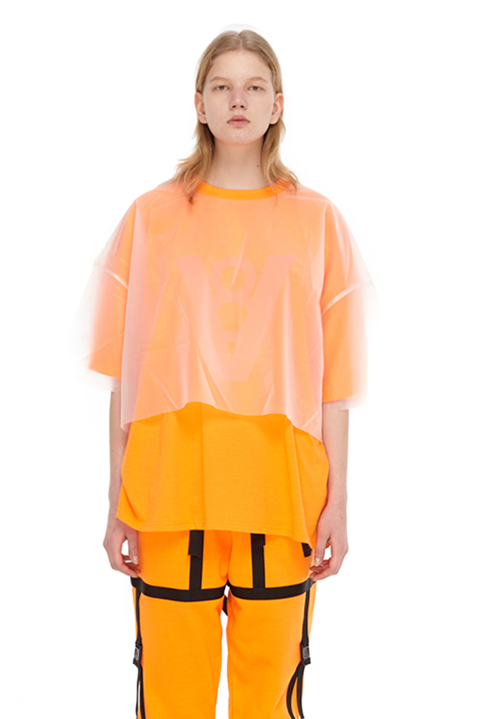 PVC MIX TOP (ORANGE)