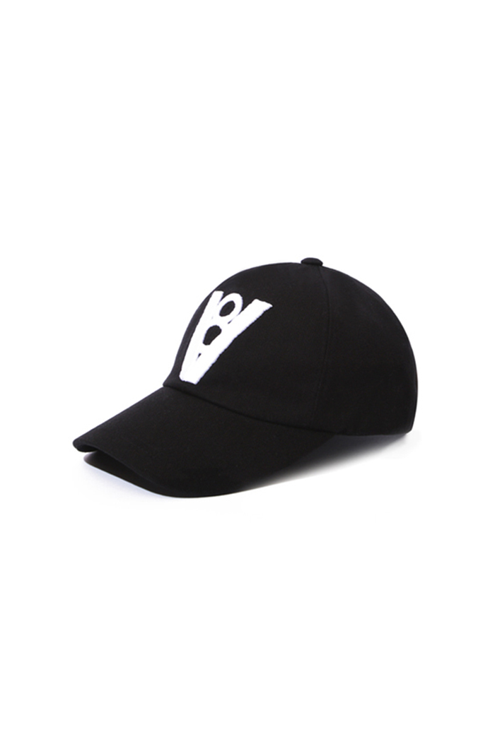 MONEY CLIP BALL CAP (BLACK)