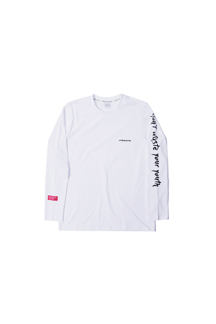 D.W.Y.Y LONG SLEEVE (WHITE)