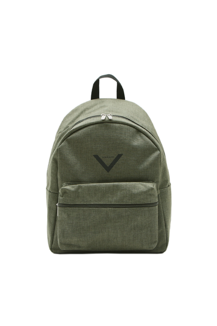V BACKPACK (KHAKI)
