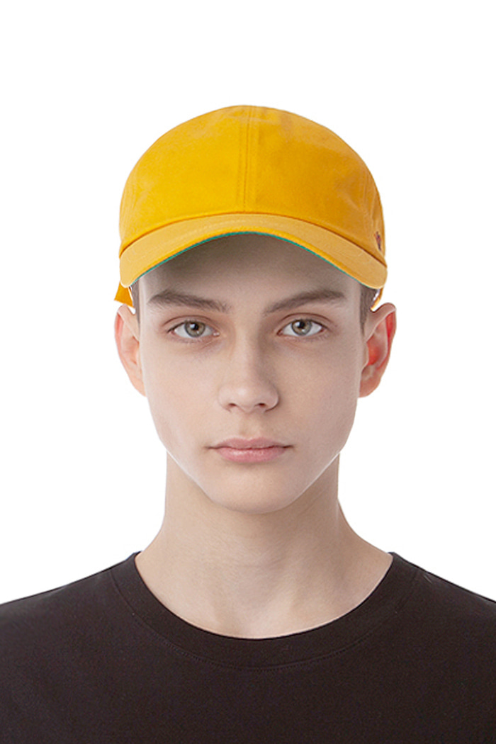 SSO FANXY BALL CAP (MUSTARD)