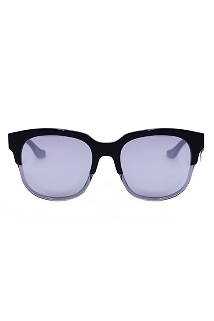 ALO X VIBRATED RING SUNGLASSES (BLUE)