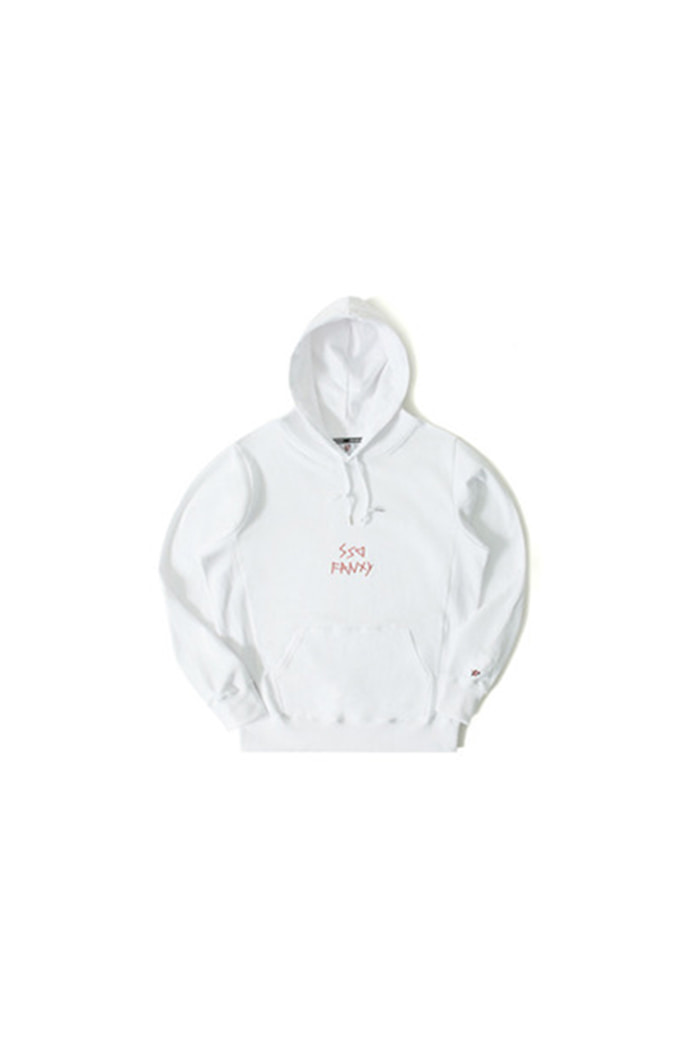 ZICO SSO FANXY HOODIE (WHITE)