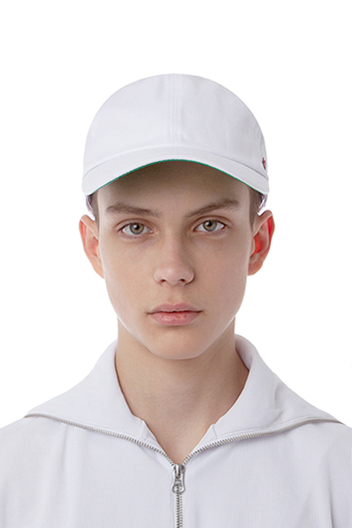 SSO FANXY BALL CAP (WHITE)