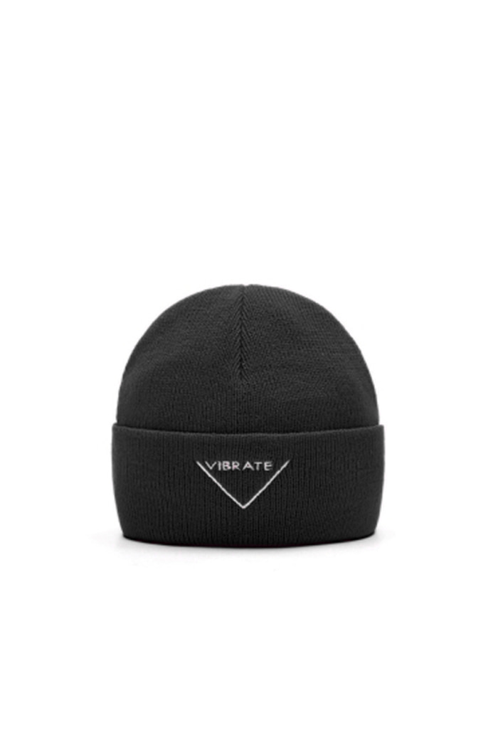 VIBRATEKIDS - BASIC BEANIE NO.2 (BLACK)