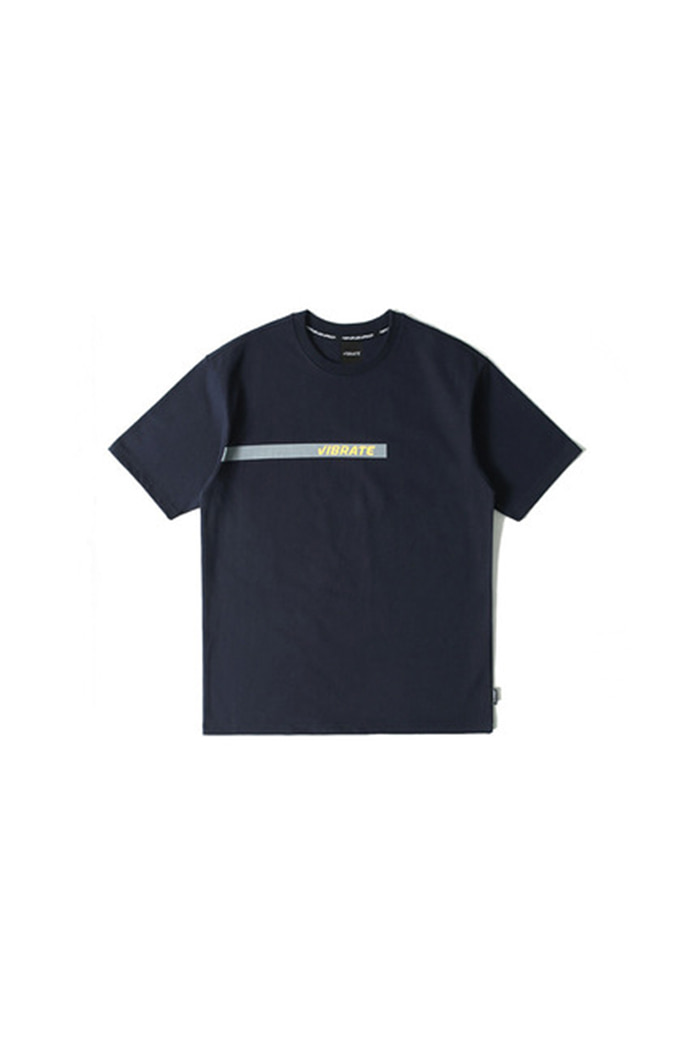 LINE SIGNING T-SHIRT (NAVY)