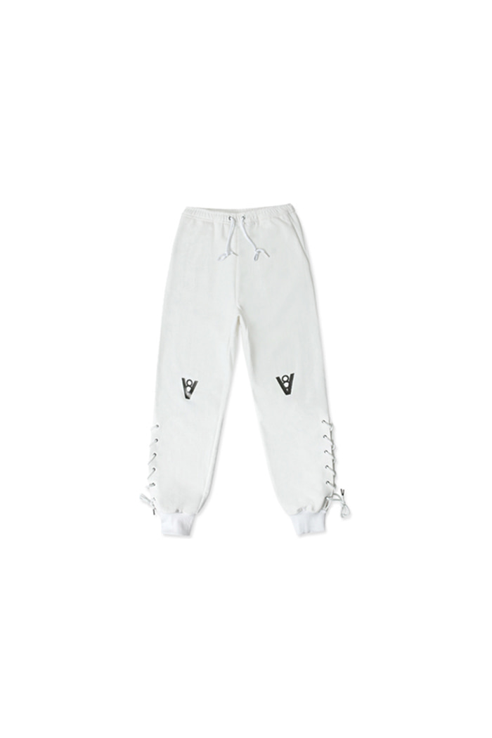 STRING POINT PANTS (WHITE) NO.1