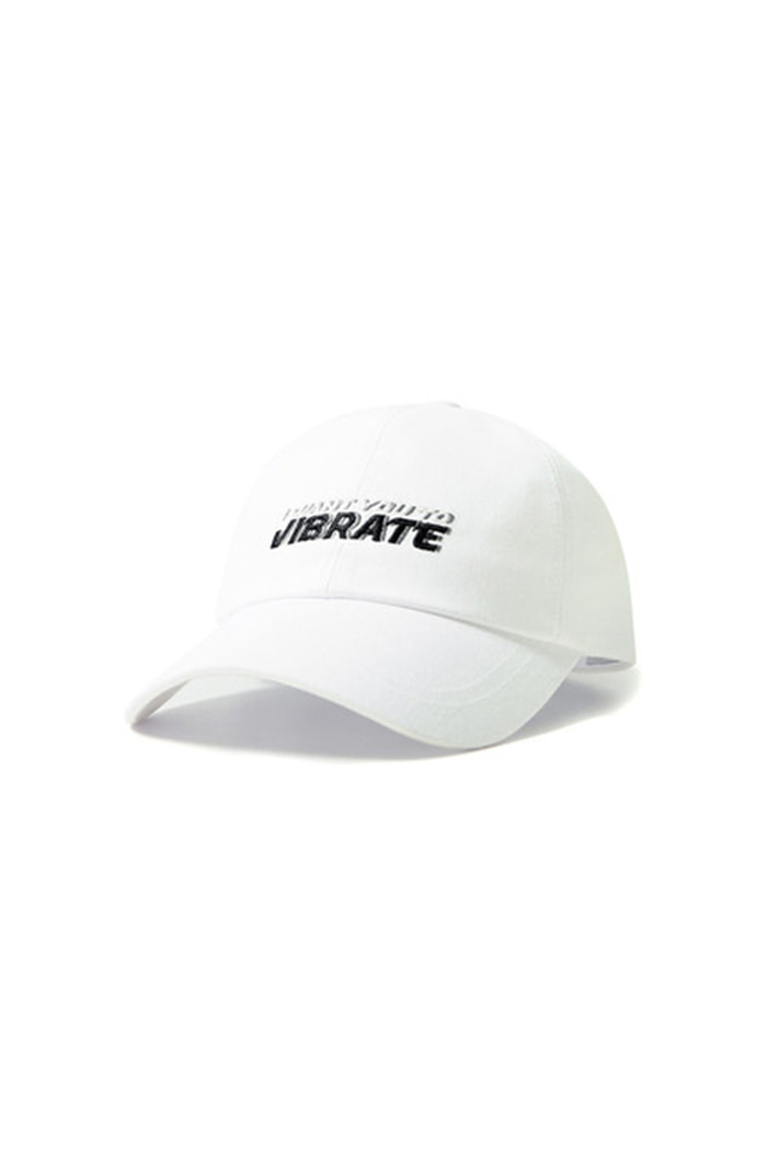 WANT YOU BALL CAP (WHITE)