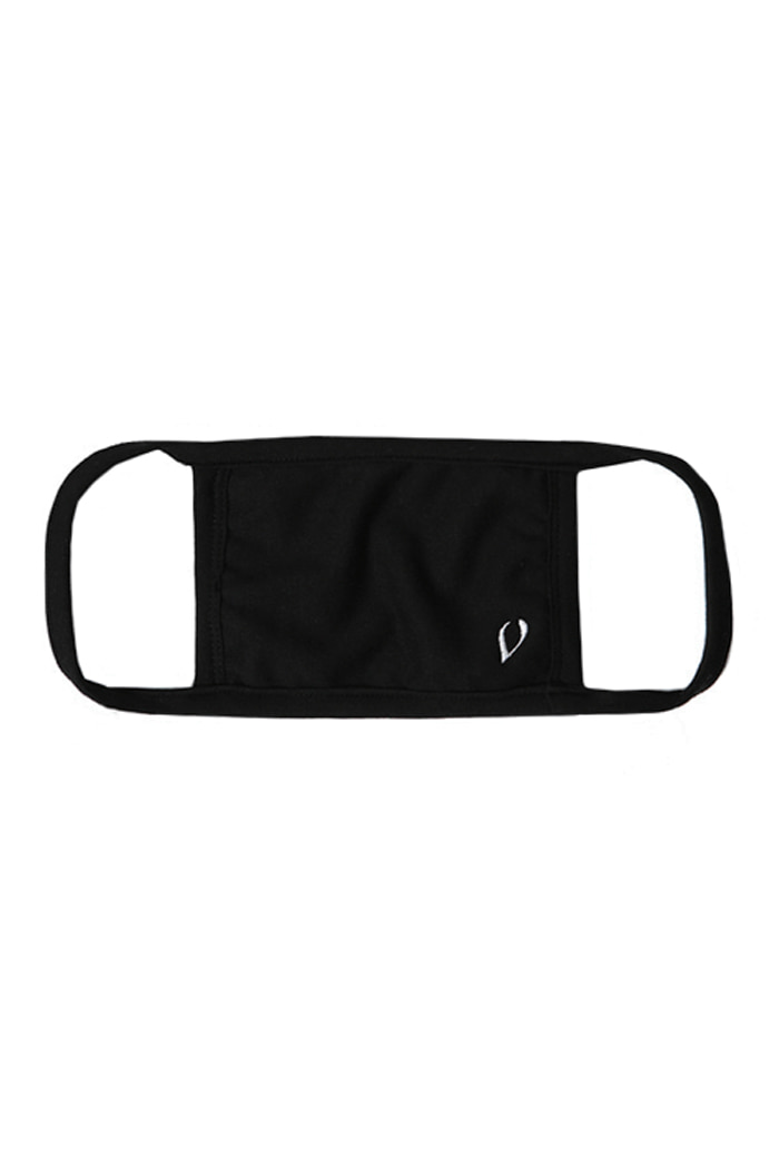 LOGO MASK (BLACK)