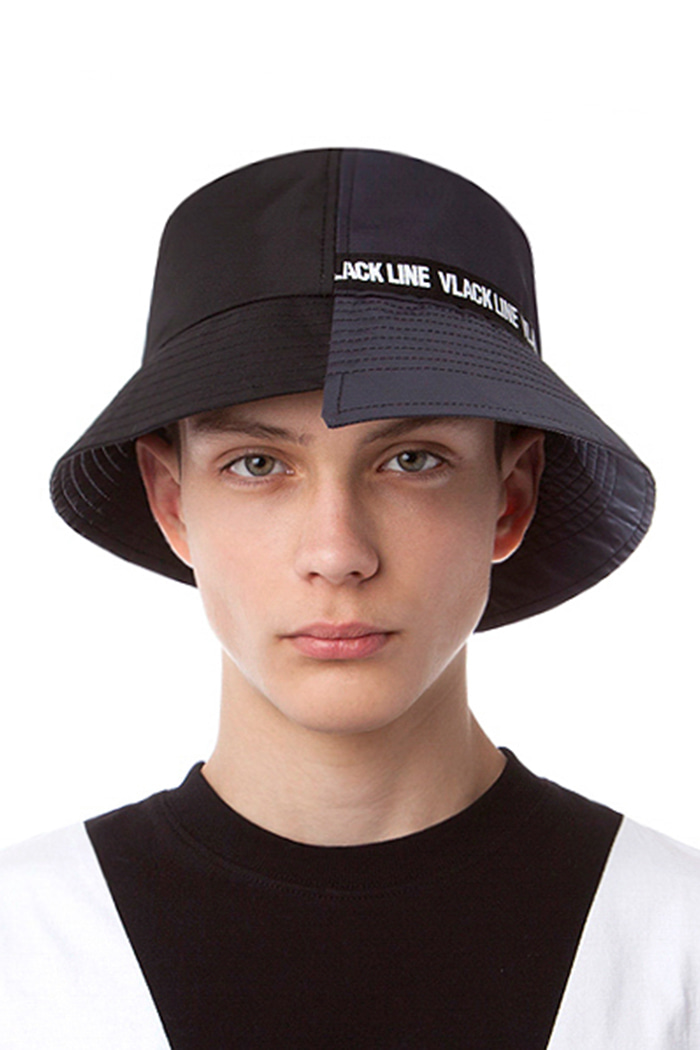 TON BUCKET HAT (BLACK)